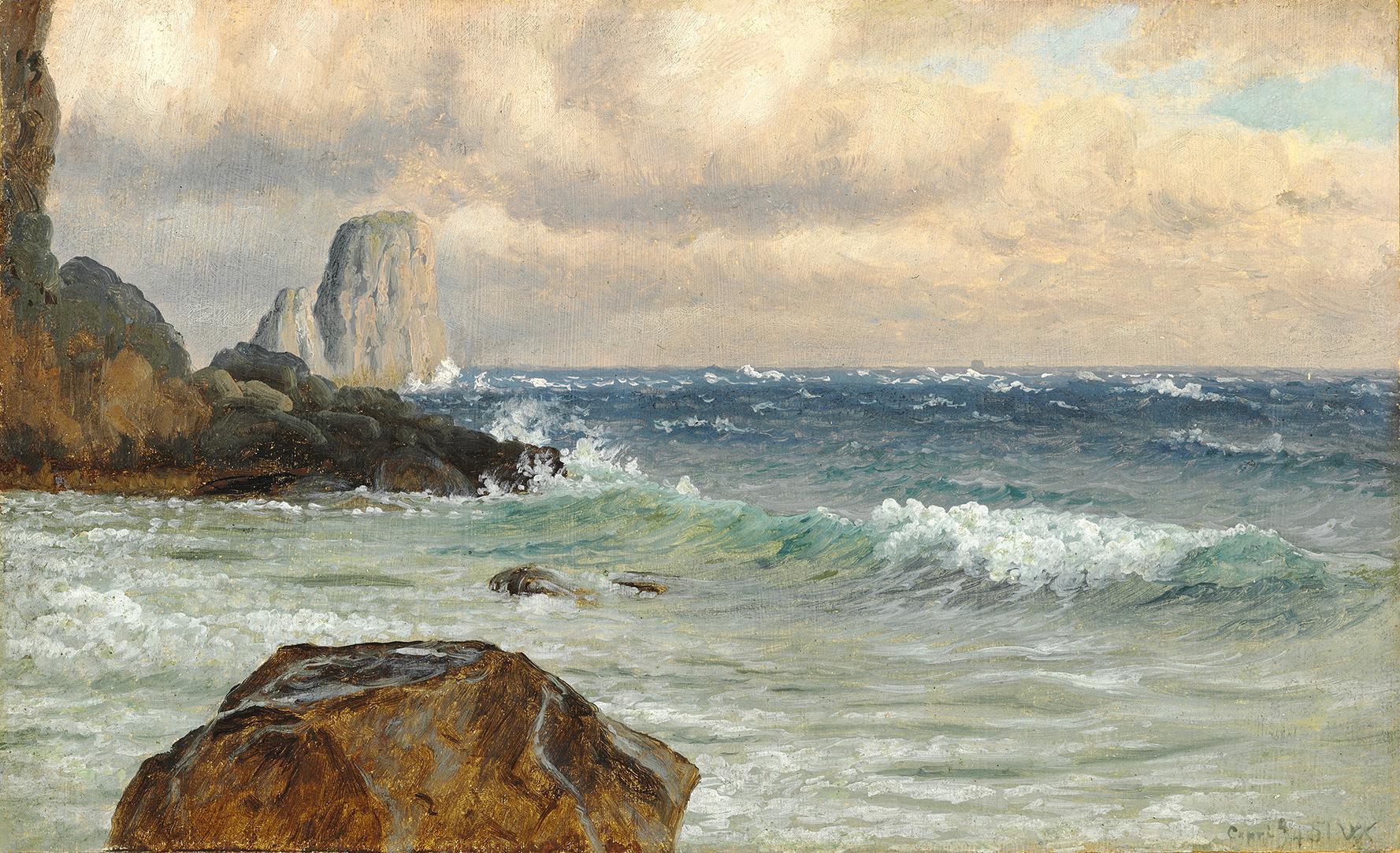 Vilhelm Kyhn danish fine art