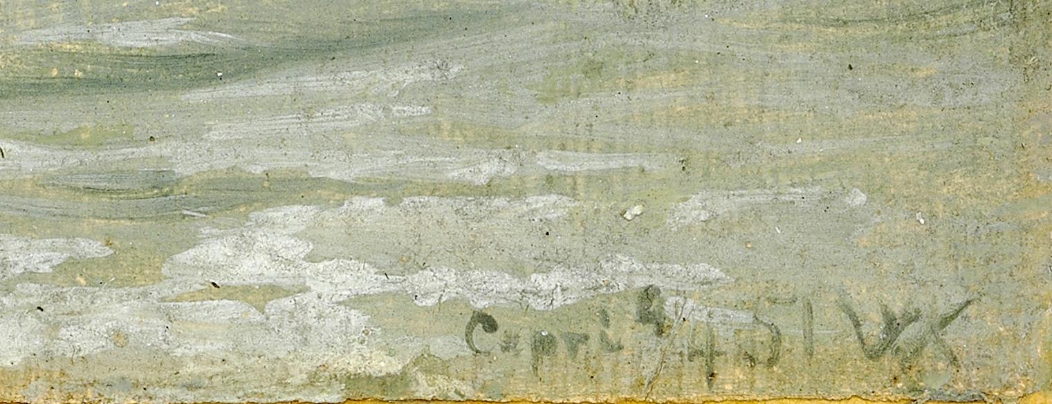 Vilhelm Kyhn signatur
