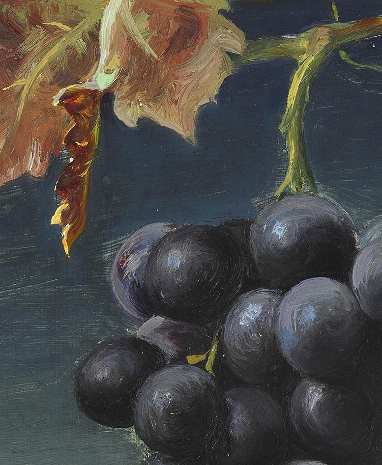det Harald Slott-Møller – Danish fine Art – Grapes